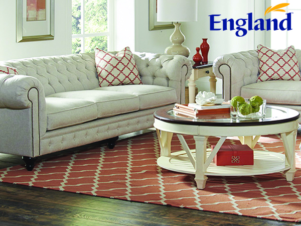 England Living Room Furniture Now Available At Bob Mills